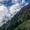 views from Klahhane Ridge trail (Hurricane Ridge area)