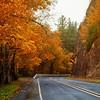 Columbia Gorge drive