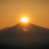 Sun Centered Mt. Hood