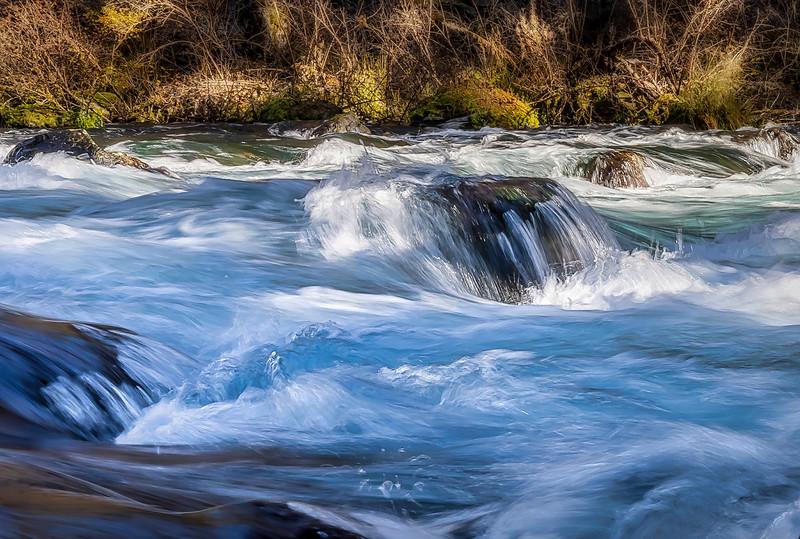 McKenzie River fluidity