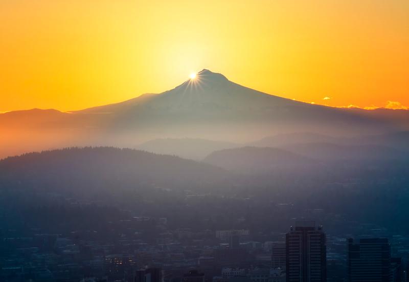 Mt. Hood Sun Peek