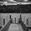 pier at Dabob Bay