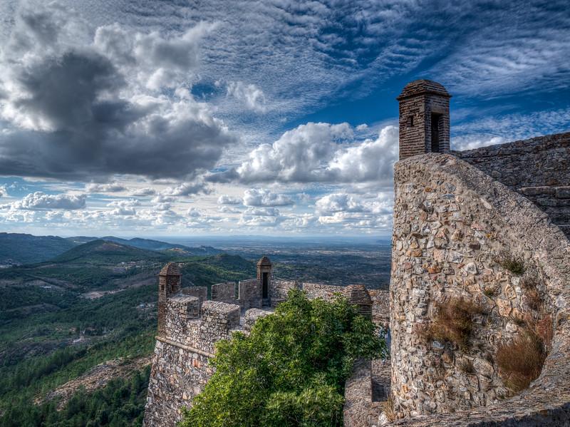 Marvao Castle