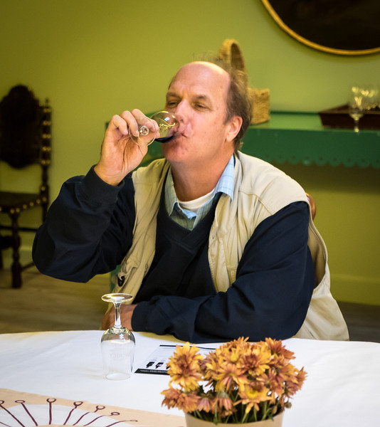 Russ tasting port