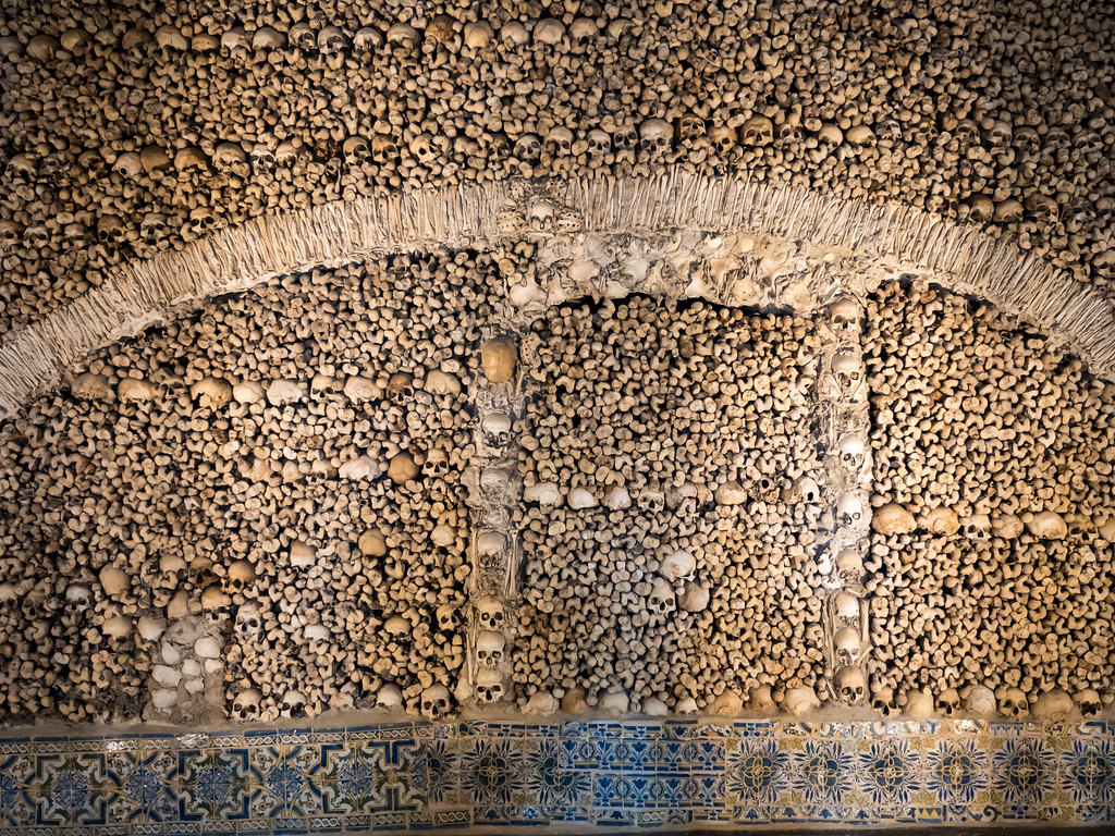 Bone Chapel, Evora