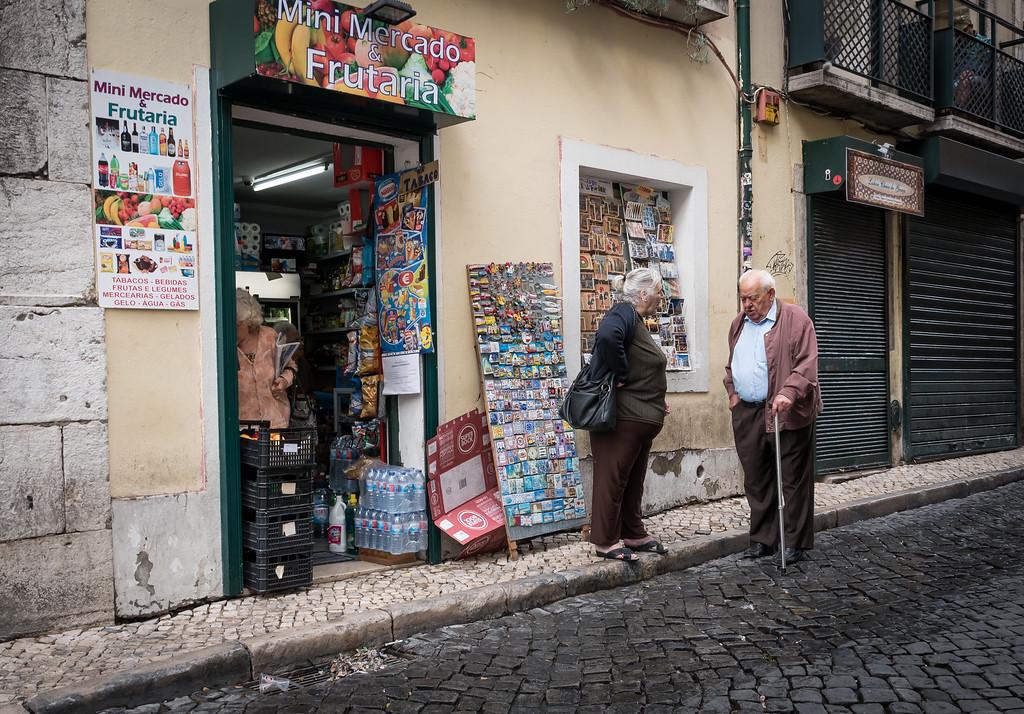 Locals, Lisbon