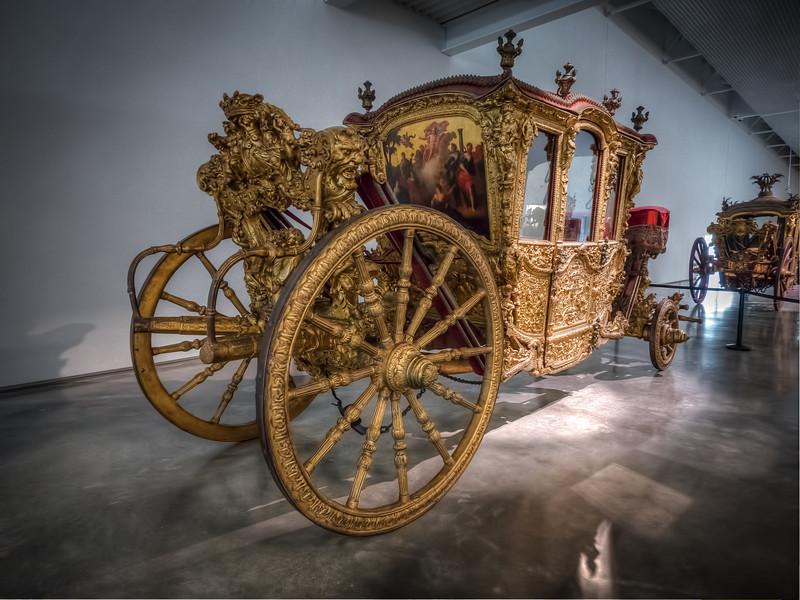 Coach Museum, Lisbon