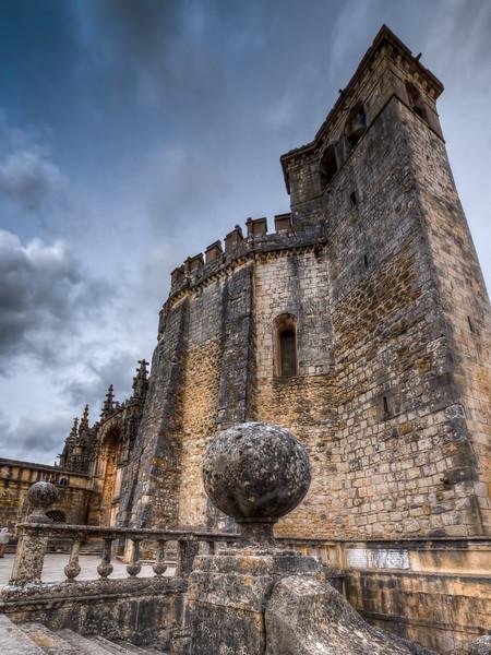 Knights  Templar Castle,  Tomar