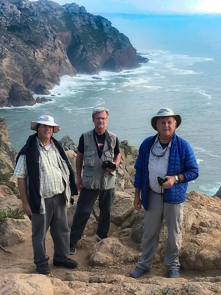 At Cabo Roca