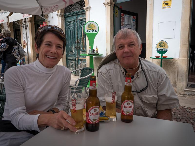 Cafe in Tomar
