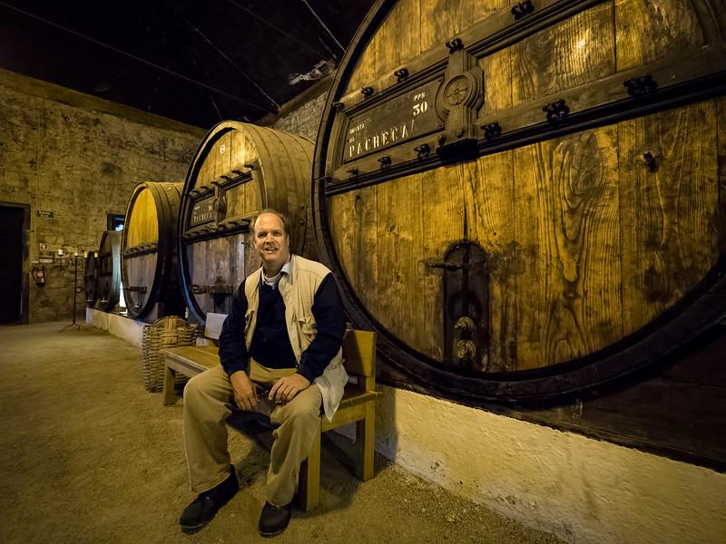 Pacheca Winery, Portugal