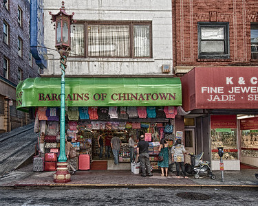 Bargains of China Town