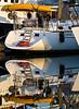 Friday Harbor - Boat Reflection 3