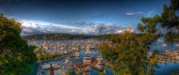 Roche Harbor, San Juan Island, WA.