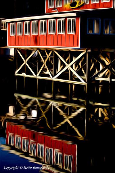 Friday Harbor Reflections