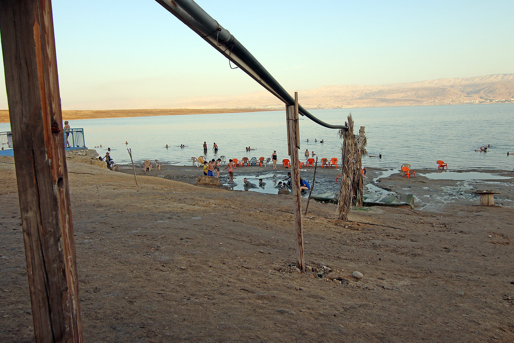 Dead Sea - Shower