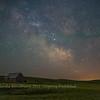 Farm Beneath the Milky Way