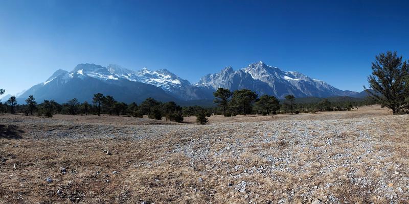 Jade Dragon Snow Mountain, Yunnan