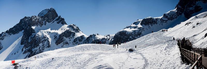 The Peaks II, Jade Dragon Snow Mountain, Yunnan