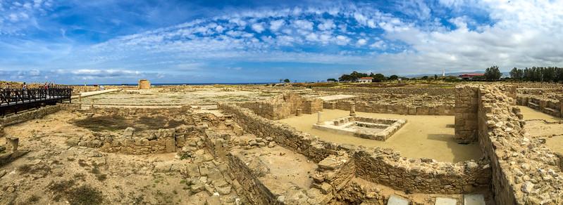Paphos panorama