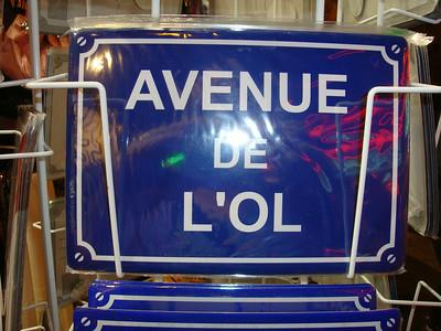 Avenue de l'Ol