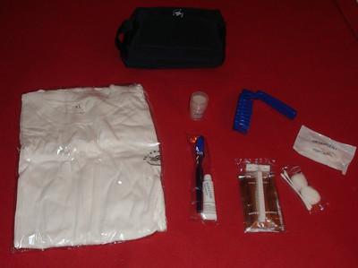 Air France courtesy kit