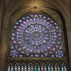 North Rose Window of Notre Dame of Paris