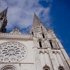 Chartres old tower