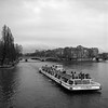 Bateaux-Mouches on the Seine