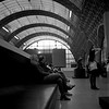 Taking a moment at the Musee D'Orsay