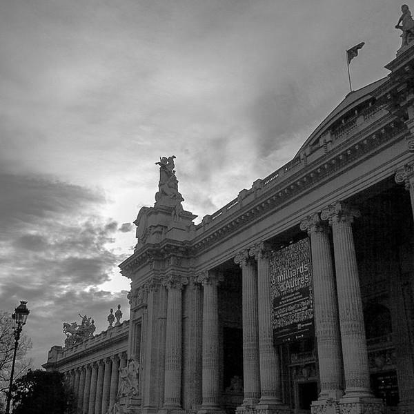 Palais des Beaux Arts, Paris