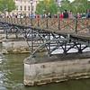 Padlocks on the Ponts des Arts