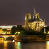 <H3>Notre Dame at Twilight</H3>