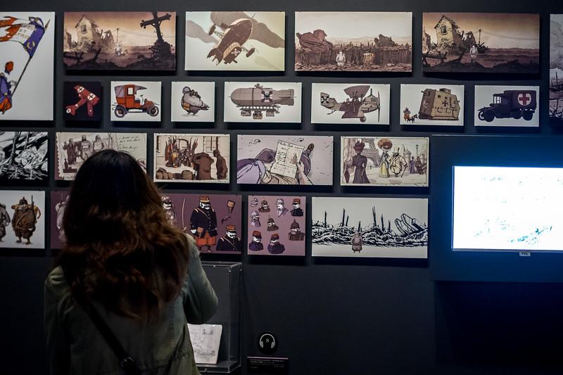The art of videogames, Art Ludique, Paris
