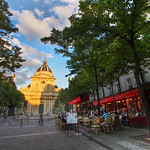 The streets of Latin Quarter