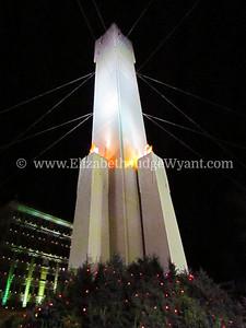 Easton Peace Candle Nov 2012