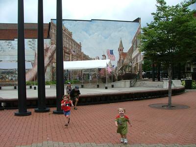 Kids -n- mural