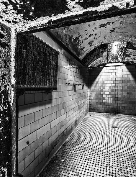 Heated Showers