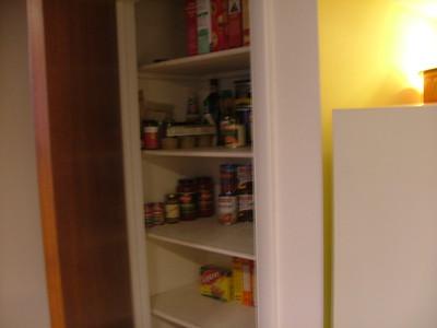 basement pantry