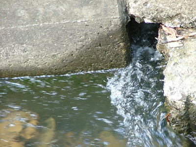 Sneaky Water
