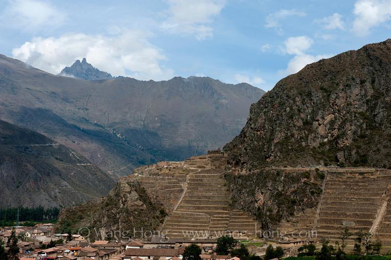 Sacred Valley of the Incas - Ollantaytambo