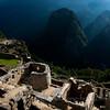Temple of Sun at Machu Picchu