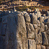 """Largest stone at Saqsaywaman.<br><br><span class=""""subcaption"""">(They estimate the largest stones in these ruins are up to 200 tons!)</span>"""