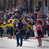"Festivities begin for Inti Raymi, the ""Festival of the Sun,"" in Cusco during the week of solstice."