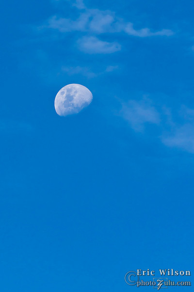 Moon over Cusco