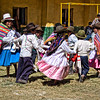 """Traditional Peruvian dance.<br><br><span class=""""subcaption"""">(Alternate photo treatment.)</span>"""