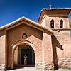 "Punacancha church.<br><br><span class=""subcaption"">(Alternate photo treatment.)</span>"