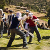 "Some ""dances"" looked more like ""fighting.""  <br><br><span class=""subcaption""> (The dances act out various traditional stories. And they may contain some violent content.)</span>"