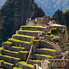 "Intihuatana, Machu Picchu &nbsp;<br><br><span class=""subcaption""> (This high point in the city is believed to be a focal area for astronomical observation which was clearly important to the Incas and a center point of Machu Picchu itself.)</span>"