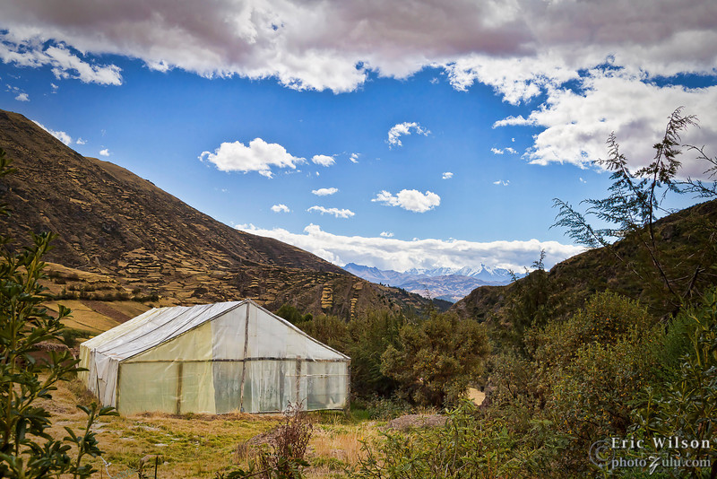 """Greenhouse.<br><br><span class=""""subcaption"""">(A greenhouse adds considerably to the food options and reliability of the village.)</span>"""